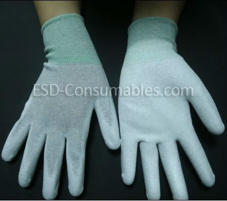 ESD Palm Fit Nylon Glove
